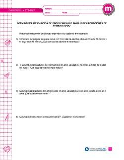 términos semejantes - Currículum en línea. MINEDUC. Gobierno de Chile.