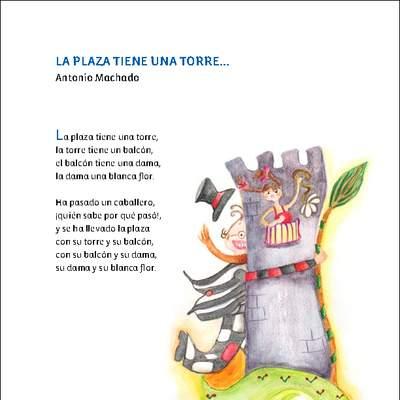 Poema Estructura Repetitiva Lectura Independiente