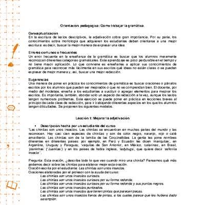 Redacción Curriculum Nacional Mineduc Chile