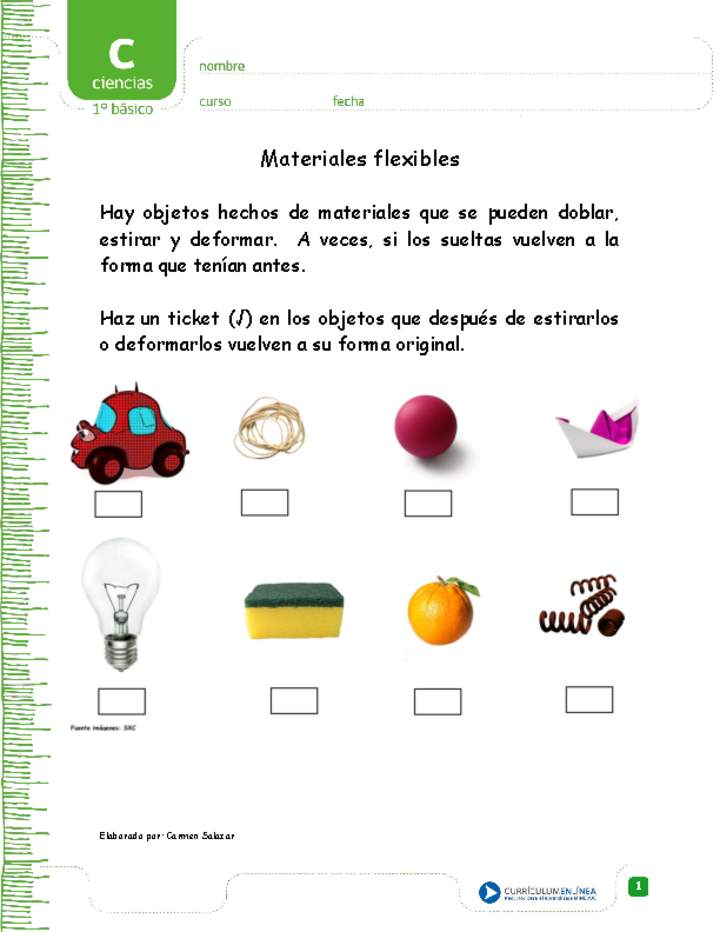 Caracter sticas de los materiales curriculum nacional for Plastico para estanques artificiales
