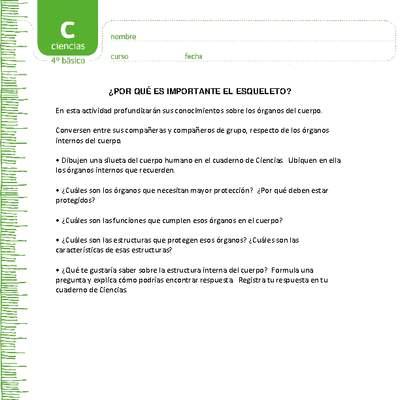 Cn04 Oa 05 Identificar Y Describir La Estructura Y Funciones