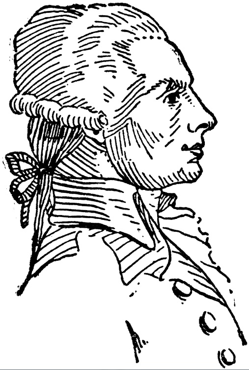 Maximilien Robespierre Drawing Maximilien Robespierre