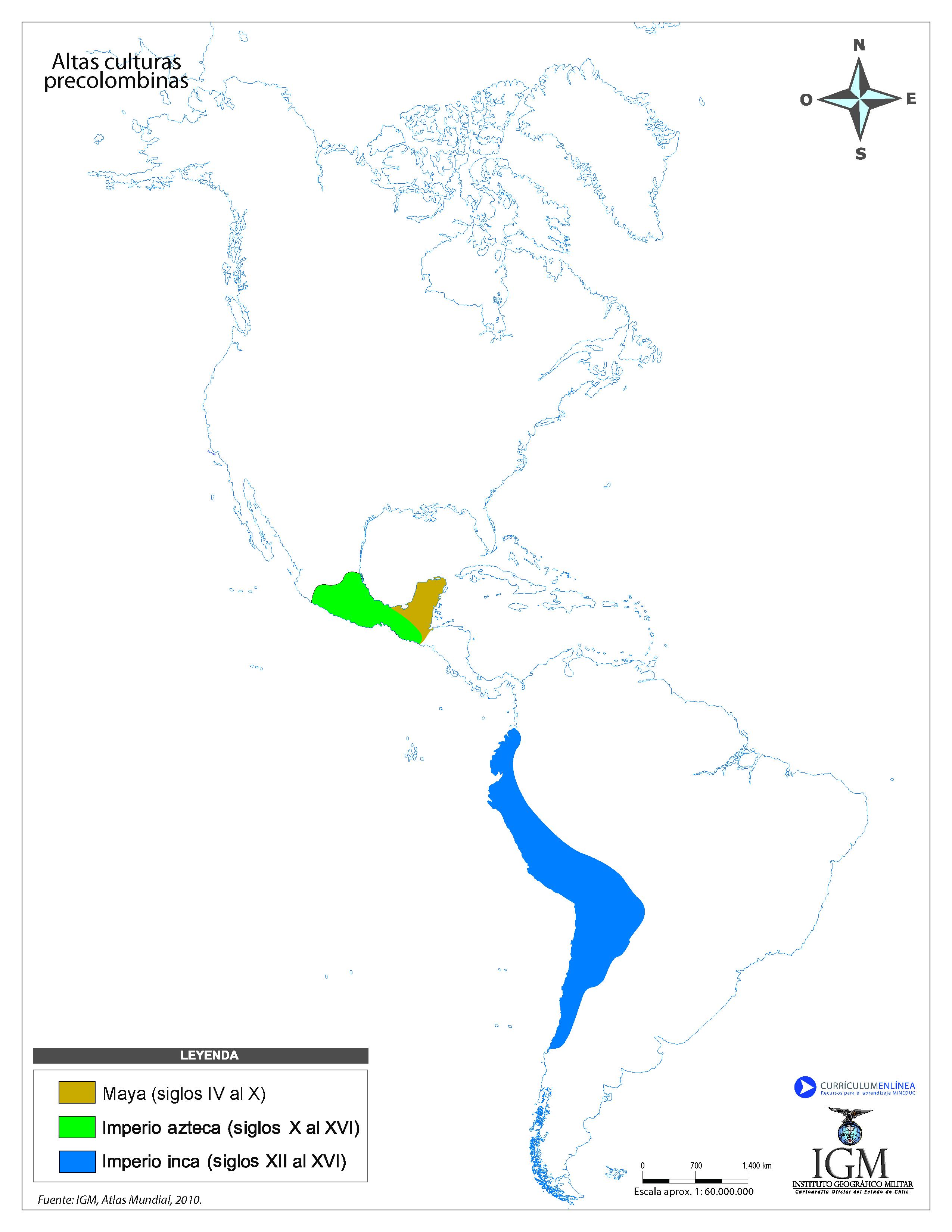 aztecas - Currículum en línea. MINEDUC. Gobierno de Chile.