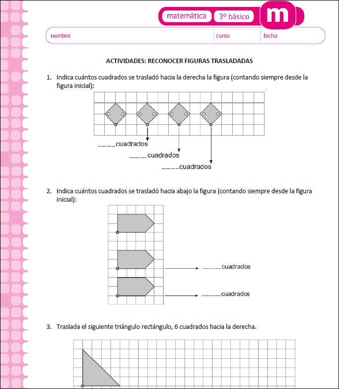 transformaciones isométricas - Currículum en línea. MINEDUC ...