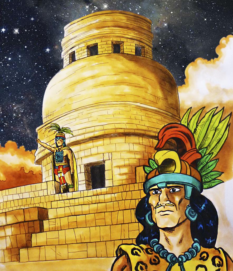Observatorio Maya A Curriculum Nacional Mineduc Chile