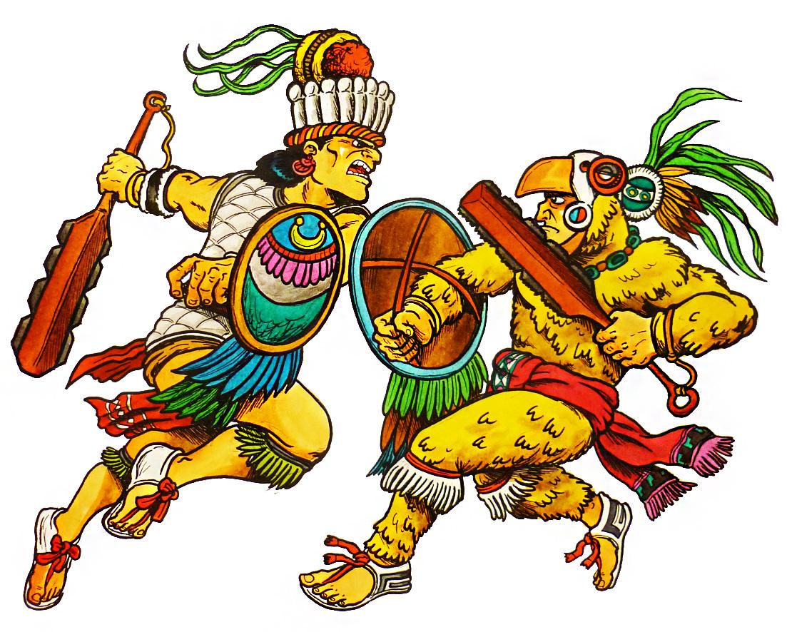 organización política de los Aztecas