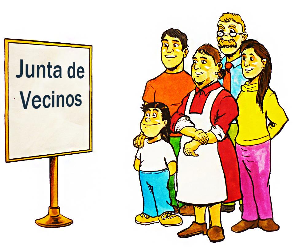 Resultado de imagen para organizaciones comunitarias dibujo