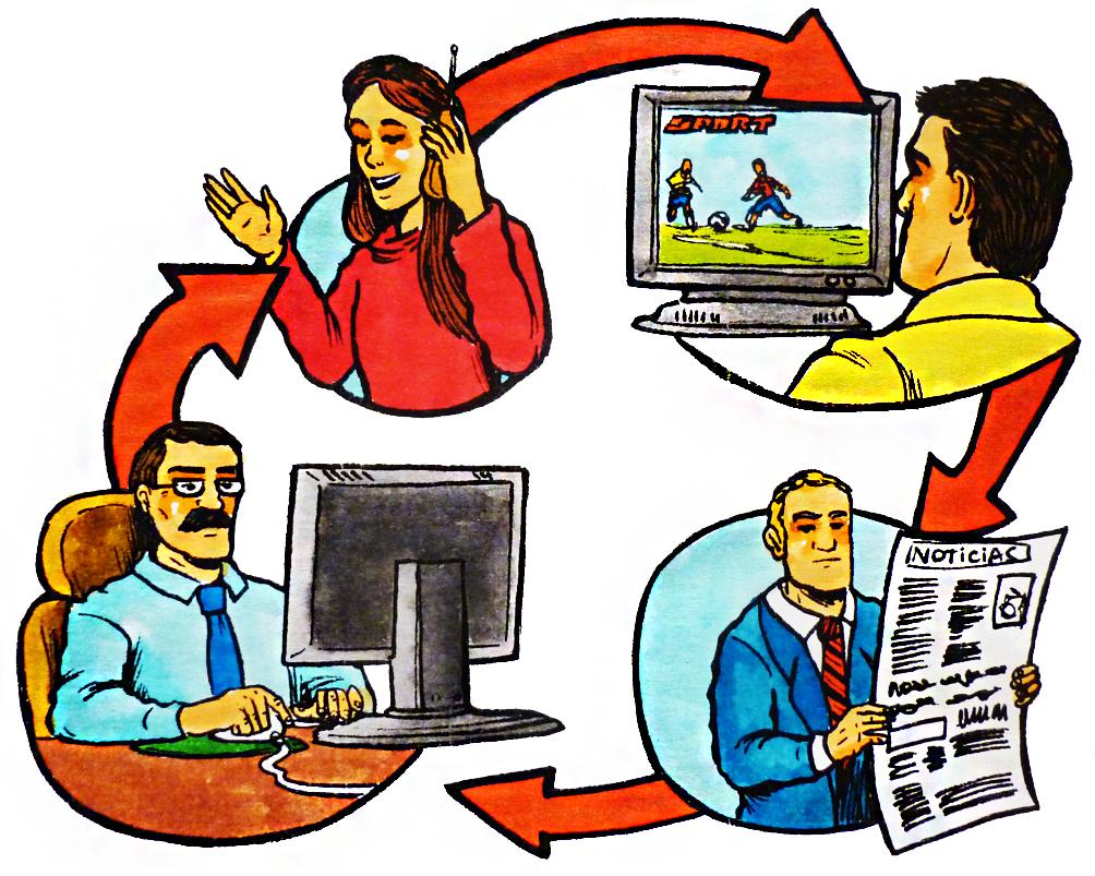 Masificación De La Comunicación En Chile