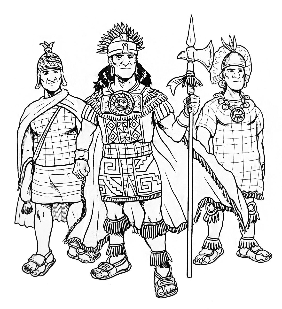 civilización inca - Currículum en línea. MINEDUC. Gobierno de Chile.