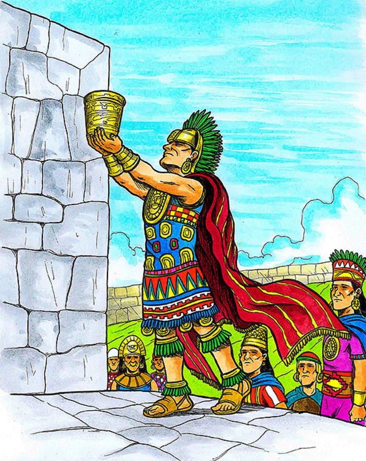 Rito Religioso Inca