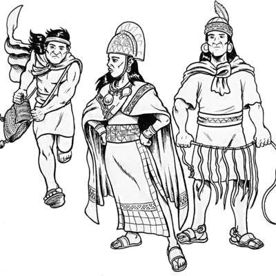 Civilización Inca Curriculum Nacional Mineduc Chile