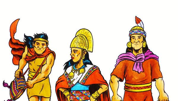 Unidad 3 El Legado Cultural De Los Incas Curriculum