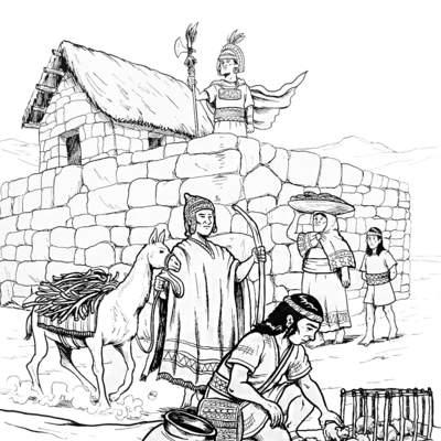 Hi04 Oa 03 Describir La Civilización Inca Curriculum