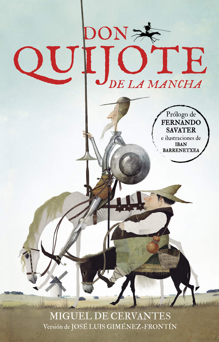 Don Quijote De La Mancha Colección Alfaguara Clásicos Curriculum Nacional Mineduc Chile