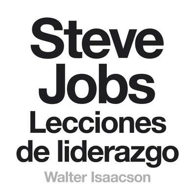 452051411c1 Steve Jobs. Lecciones de liderazgo (Colección Endebate)